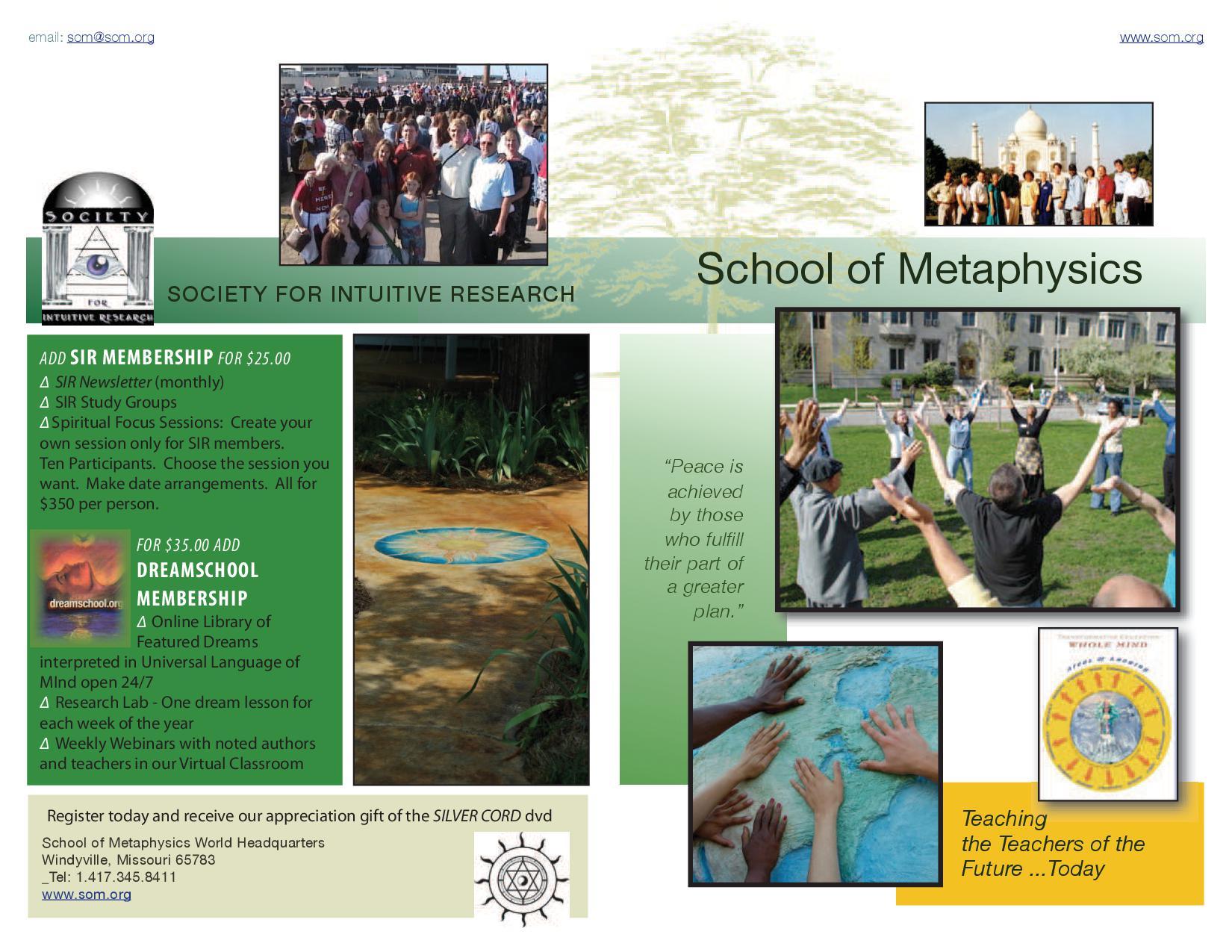 SOMA Brochure
